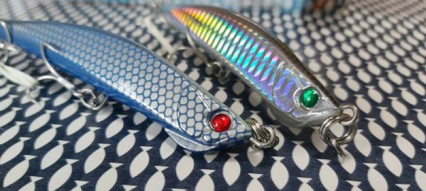 Rapture Pro Series Limited Edition ShoreGun sinking lure 125mm, 33g 2 colours
